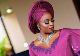 you personality ronke raji is totally good at what she does and it was no surprise when she revealed she was doing her wedding makeup by herself