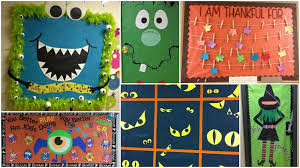 classroom door decorations for fall. Plain For 25 Fall Bulletin Board Ideas To Classroom Door Decorations For T