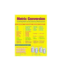 meteric chart metric conversion chart grade 4 8