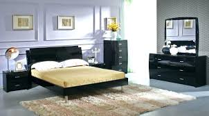 Black Lacquer Bedroom Set Black Lacquer Bedroom Set Furniture White ...