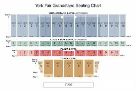 69 True Minnesota State Fair Grandstand Seating