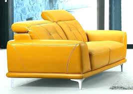 yellow leather sofa er yellow leather sofa excellent yellow leather chair modern yellow leather sofa er