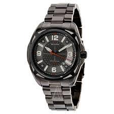 bulova precisionist 98b225 men s watch watches bulova men s precisionist watch