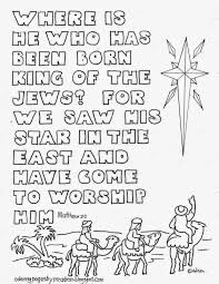 Pin By Adron Dozat On Coloring Pages For Kid Christmas Scripture