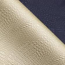 synthetic pu leather fabric material for bag