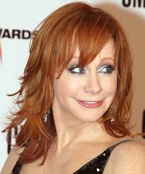 Long Hair Style For Older Woman reba mcentire with a long shag haircut hairstyles & haircuts 4105 by wearticles.com