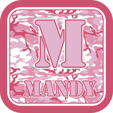 Pink Camo Bedroom Personalized Pink Camo Wall Art Baby Milano