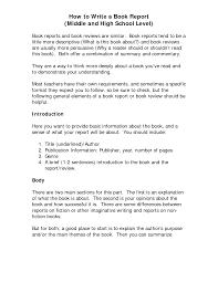 how to write a book report how to write a book report for high school the canterbury tales