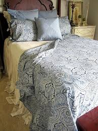 neiman marcus horchow 4 pc linen duvet set legacy linens made in usa