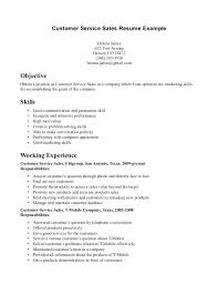 Good Objective Statements For Entry Level Resume Entry Level Customer Service Resume Objective