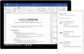 How To Make A Resume On Word Awesome LinkedIn Just Made Writing Your Resume In Microsoft Word A Whole Lot