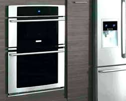 24 inch electric wall oven and microwave combination combo ge single self cleaning