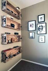 mancave wall decor wall decor for man cave ammo crate wall storage cheap man  cave shelf . mancave wall ...