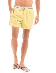 Izod Shorts Size Chart Buy Men Elasticized Waist Swim Shorts Online At Nnnow Com