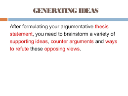 argumentative essay opinions of experts 24