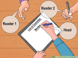 How to Write a Master     s Thesis  with Pictures    wikiHow FC  Thesis paper difference