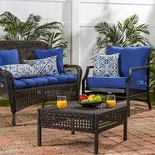 hampton bay cushions outdoor seat pads hampton bay patio furniture replacement cushions
