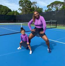 Featuring bold and inspired dresses, tops, bottoms and denim for the multidimensional individual. Serena Williams Trains With Her Daughter In Australia