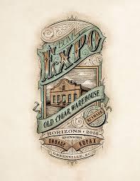 Vintage Illustrations Behance Editing Old Cigar Warehouse Expo Victorian Vintage