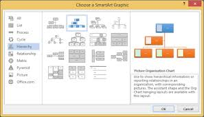 Organization Chart Add In For Microsoft Office Programs 2016 Create An Organization Chart Office Support