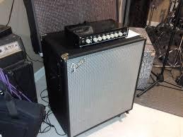 1x15 Guitar Cabinet Fender Rumble V3 500w Combo Or Head And Cab Talkbasscom