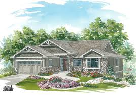 Home Garden Design Plan Amazing House Plans Daniel 484848B Linwood Custom Homes