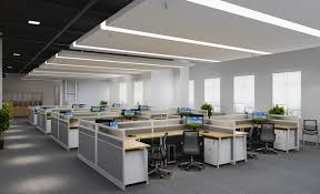 interior design of office. Office Design Stunning Modern Executive Interior In Streamlined Flair Of