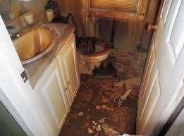 water damage in bathroom west michigan vandam krusinga