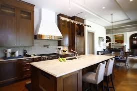 Marble Kitchen Flooring 40 Inviting Contemporary Custom Kitchen Designs Layouts