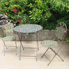 wrought iron garden furniture antique. patio metal garden chairs wrought iron furniture antique design of a small set