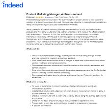 Marketing Officer Job Description Enchanting What Skills Do I Need To Be A Product Marketer Online Digital