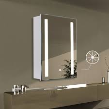 illuminated cabinets modern bathroom mirrors. Modern Bathroom LED Illuminated Mirror Cabinet With Door Demister Pad  Furniture 1 Of 5FREE Shipping Illuminated Cabinets Modern Bathroom Mirrors S