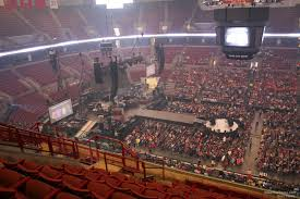 Value City Arena Seating Chart With Rows Schottenstein Center Section 305 Concert Seating