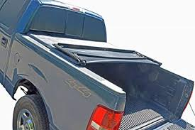 Amazon.com: Tonneau Cover Soft Tri Fold for Ford Ranger Pickup Truck ...