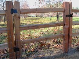 split rail wood fence gate. Jobsite Built Split Rail Gate Wood Fence A