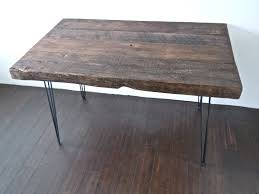 furniture reclaimed wood desk for your office room decor ideas vintage wooden reclaimed wood desk