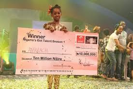 Image result for nigeria's got talent