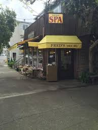 Fred's coffee shop, sausalito kuva: Fred S Place Sausalito Picture Of Fred S Coffee Shop Sausalito Tripadvisor