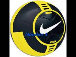 Top Ten soccer balls - YouTube
