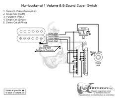 the guitar wiring blog diagrams and tips fat strat mod fender guitar wiring diagram one humbucker and one volume control a lever switch that selects 5 different sounds in phase coil in phase coil reverse