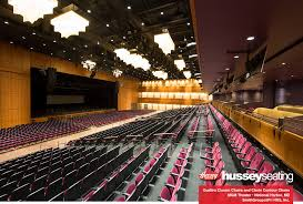 Mgm National Harbor Theater Hussey Seating Company