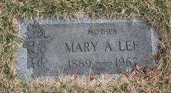 Mary Agnes Gleason Lee (1890-1967) - Find A Grave Memorial