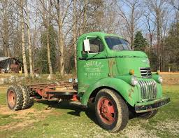 Recently Running: Cool Looking 1943 Chevrolet COE Project   Bring ...
