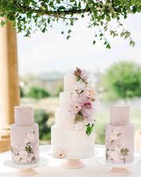 25 New Takes On Traditional Wedding Cake Flavors Martha Stewart