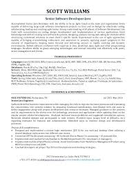 Sample Resume Software Developer Sample Resume Software Developer ...