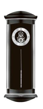 bulova vista wall clock c3387