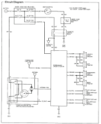 1999 honda accord radio wiring diagram Wiring Diagram Honda Element Honda Element Door Diagram