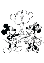 Free Printable Minnie Mouse Coloring Pages Printable Mouse Coloring
