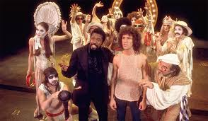 Look Back At Ben Vereen And John Rubinstein In The Original Pippin