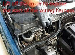 engine wiring harness replacement engine image gadha s diy guide to engine wiring harness replacement 95 sl500 on engine wiring harness replacement